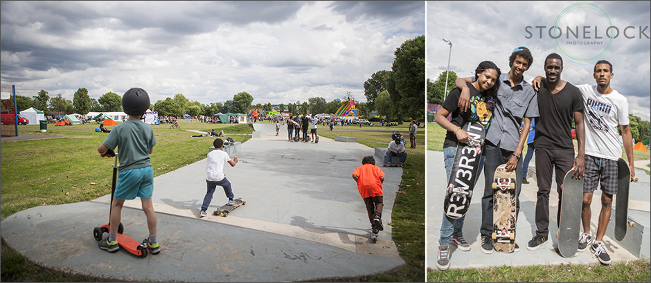 South Norwood Community Festival 2014 Skate Park