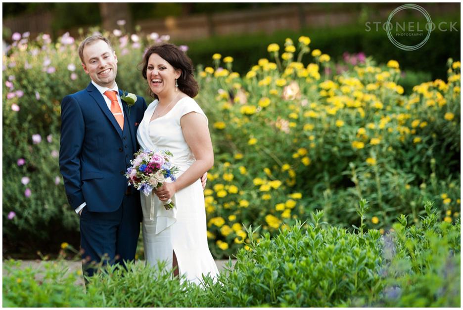 Wedding Photography in St Martin's Garden, Camden, North London
