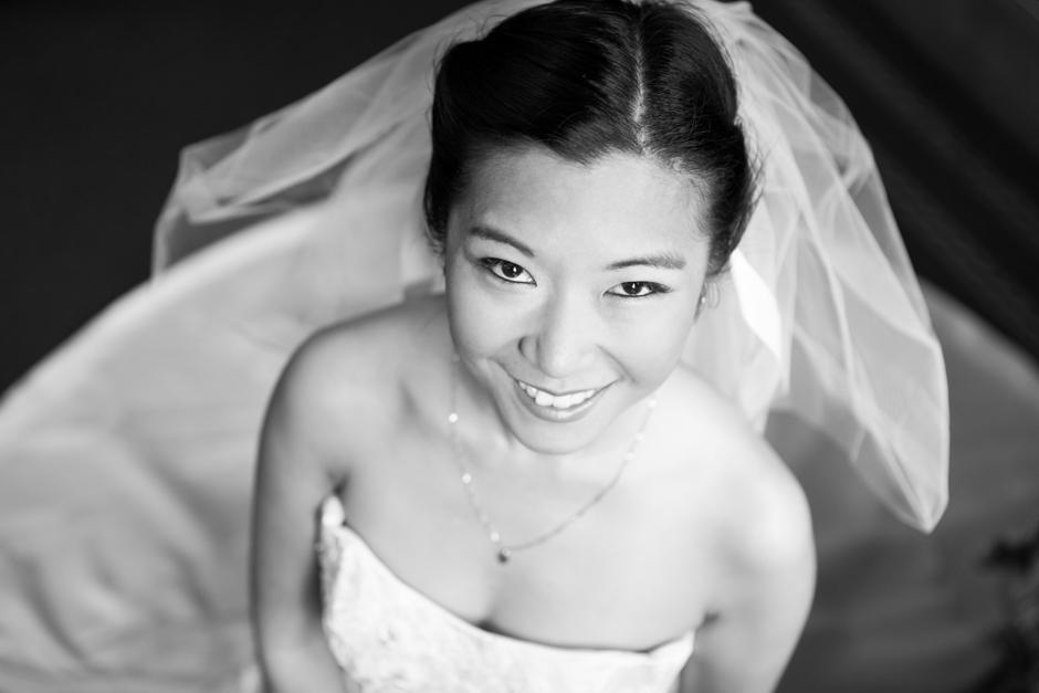 Beautiful Bridal portriat