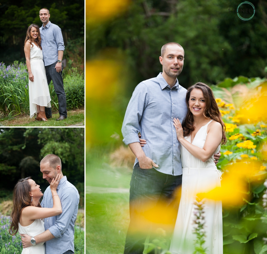 Engagement shoot in The Rookery Streatham Common
