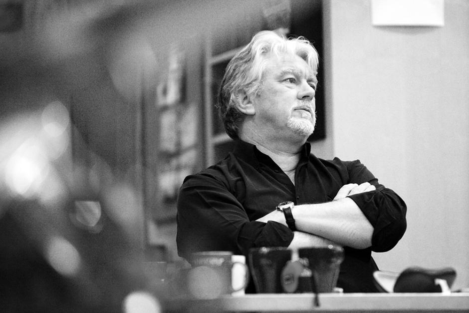 Rob Bettinson, Theatre Director | Professional headshot photography in London