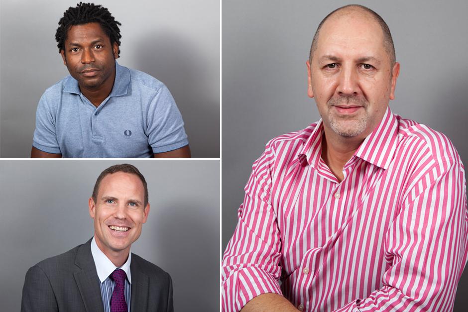 Studio Headshots | Professional headshot photography in Croydon London