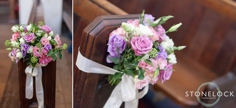 Wedding Photography at St Luke's Church on Sydney Street in London