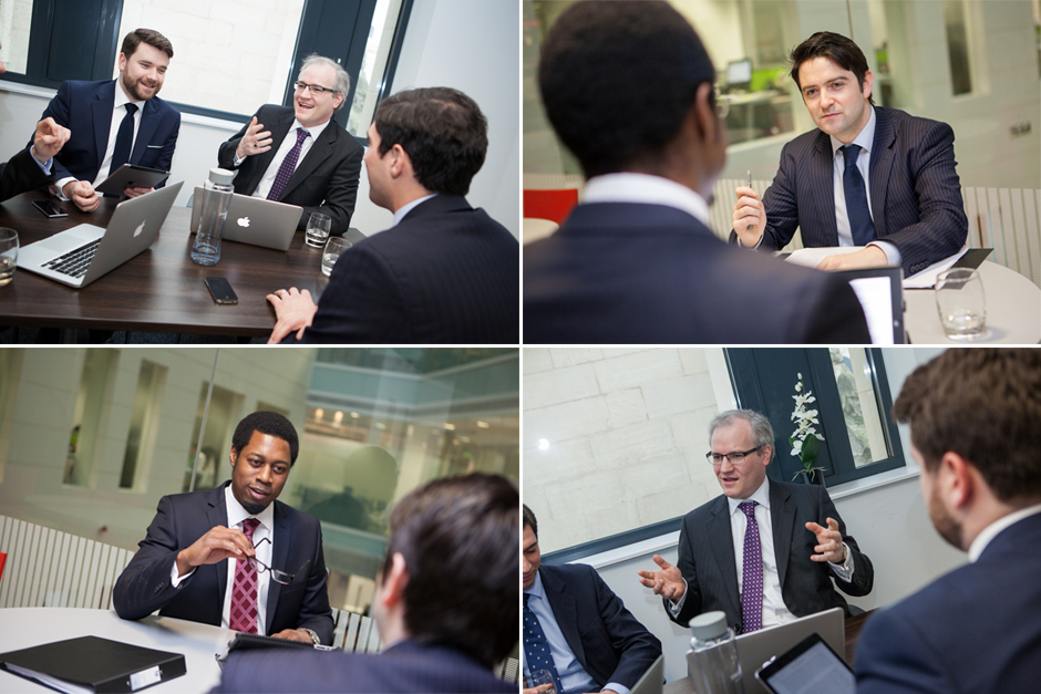 Corporate and event photography in London