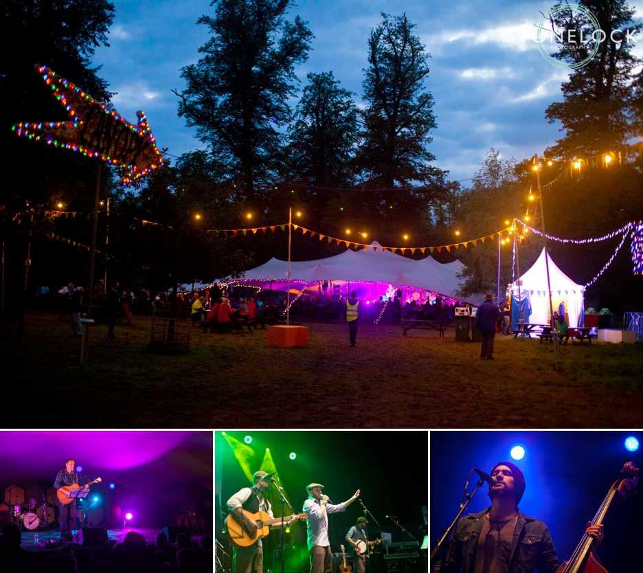 Performances at Greenbelt Festival 2015 at Boughton House in Northamptonshire