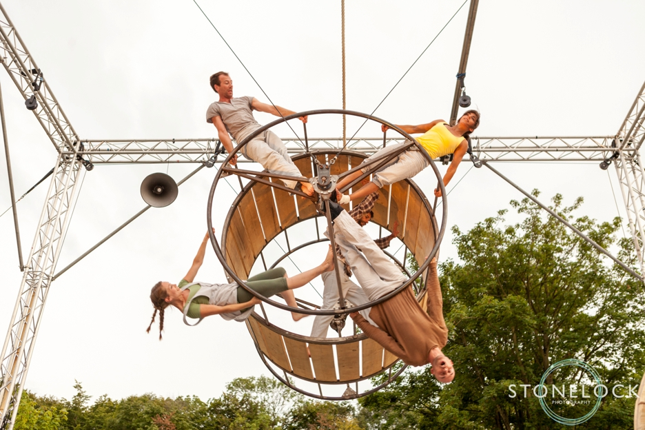 Ockham's Razor at Greenbelt Festival 2015 at Boughton House in Northamptonshire
