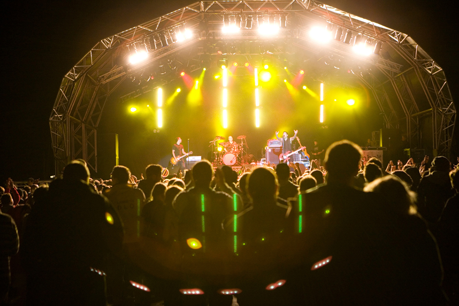 Corporate and event photography, Greenbelt Arts festival Main Stage