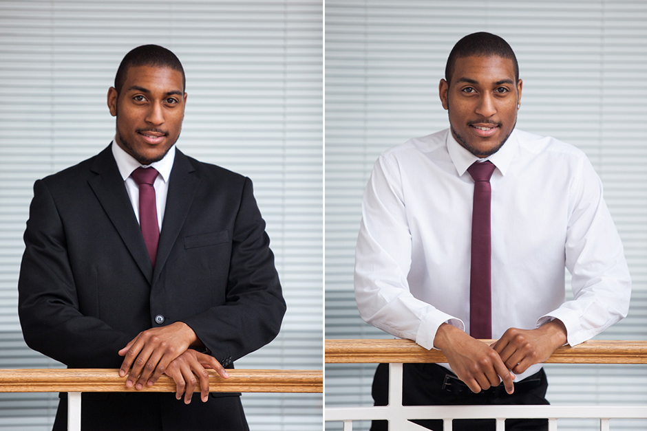 Professional headshot photography in Croydon London