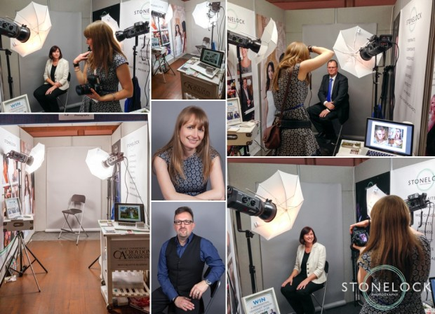 Professional business headshot photography in Croydon, London