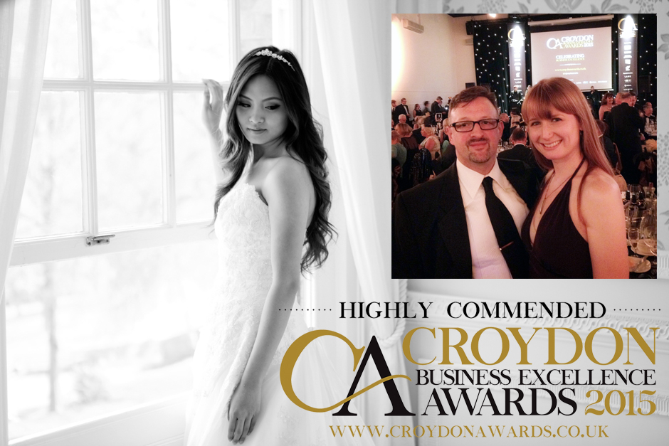 Stonelock Photography, Highly commended at the Croydon Business Excellence Awards 2015