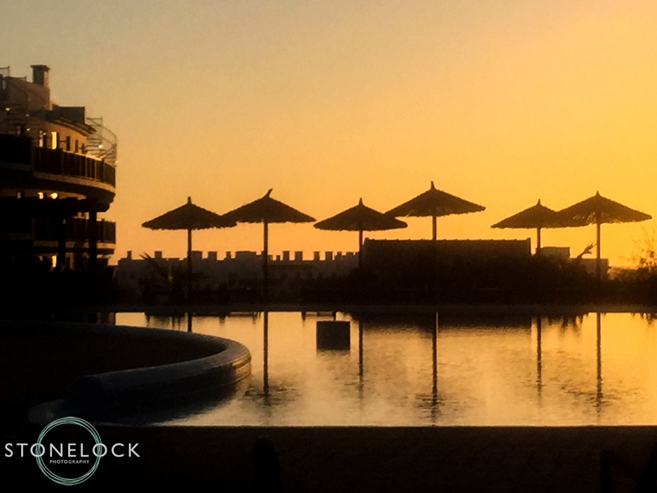 03-sunrise-over-the-pool-at-cape-verde-santa-maria-melia-dunas-resort