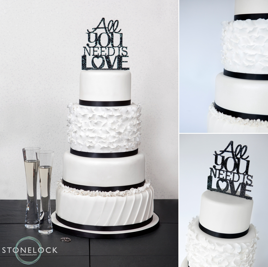 Top 5 tips for your wedding cake by Cakes by Caroline