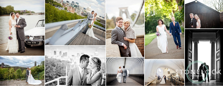 A Guide to Your Wedding Day Timeline: Bride & Groom portraits