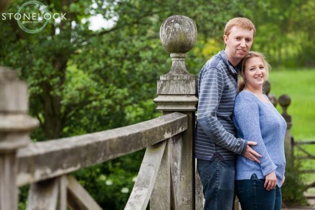 Cambridgeshire engagement wedding shoot