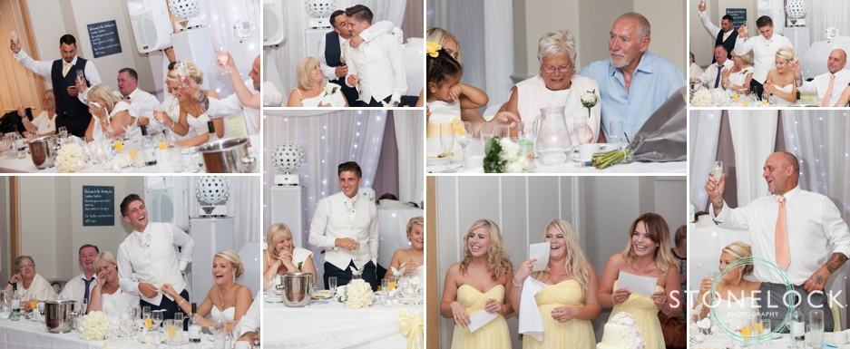 Wedding speeches, Surrey