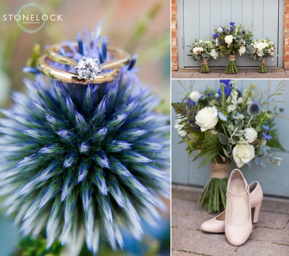 Wedding Bands Cambridgeshire: Bassmead-manor-barns-wedding-photography-rings