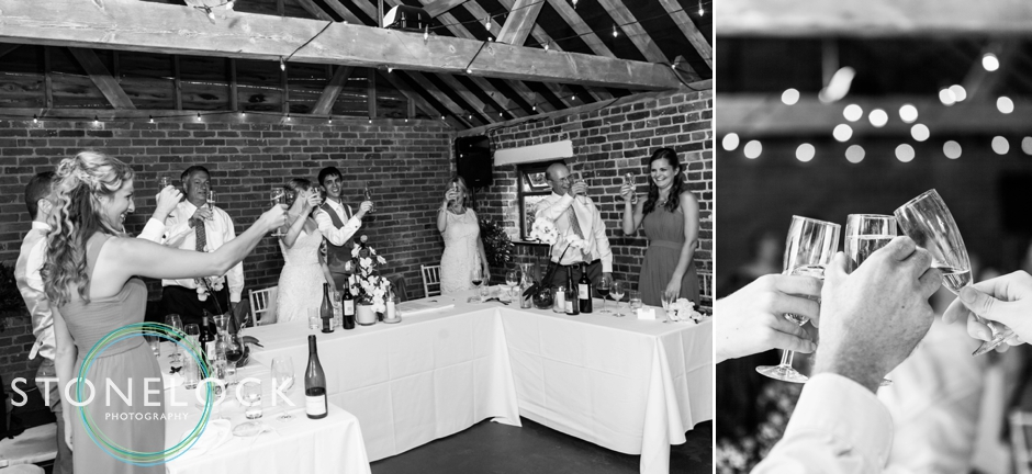 Wedding speeches in Surrey