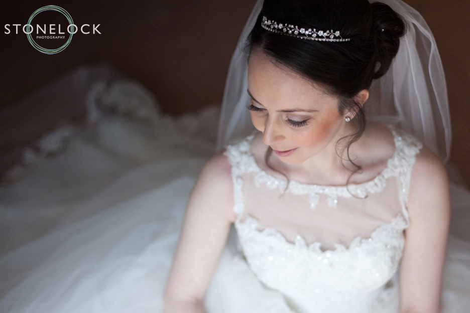 Top tips for great wedding photography, bride portrait