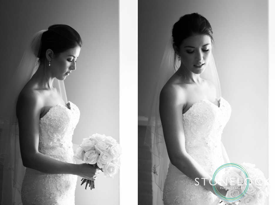 Farnham Castle, Surrey, Wedding photography, bride portrait