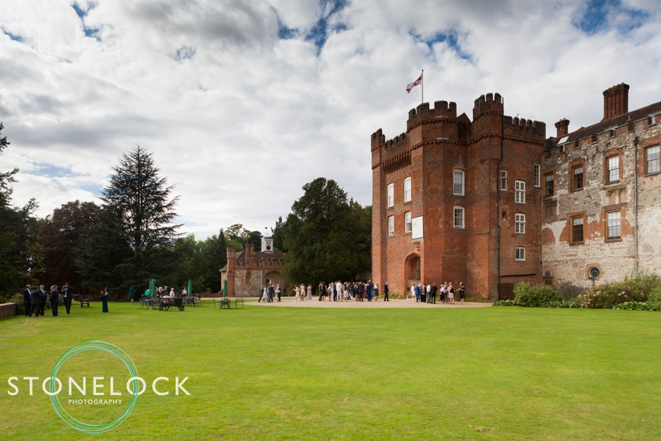 Farnham Castle, Surrey, Wedding photography