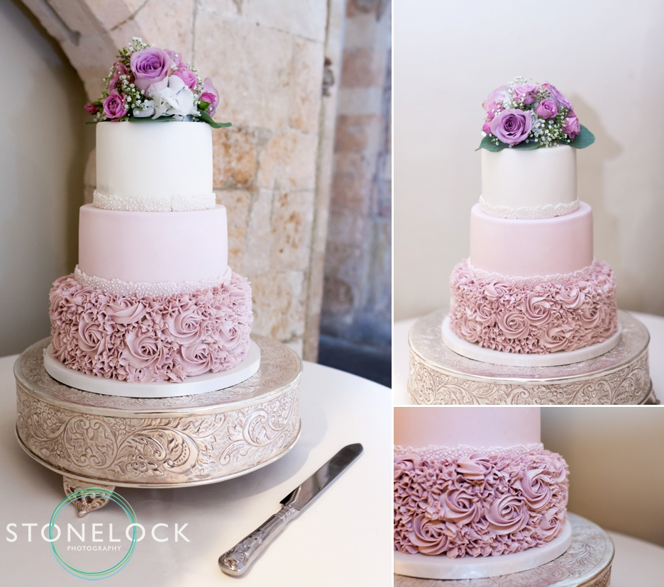 Farnham Castle, Surrey, Wedding photography, wedding cake