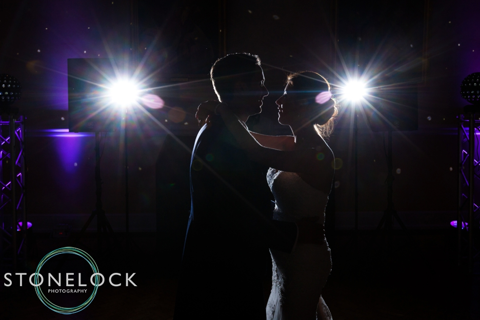 Farnham Castle, Surrey, Wedding photography, bride & groom first dance