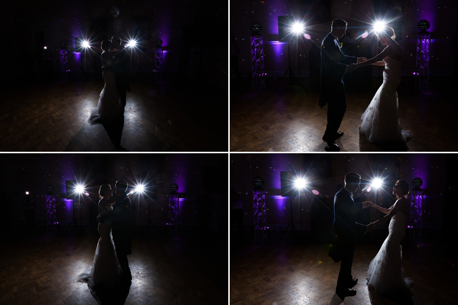 Farnham Castle, Surrey, Wedding photography , bride & groom first dance
