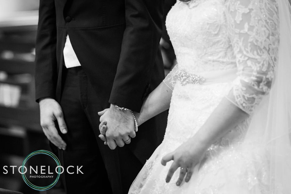 Wedding photography at St Georges Church in Wembley, London