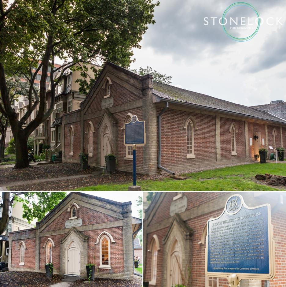Enoch Turner School, Toronto, Canada, Wedding Photography
