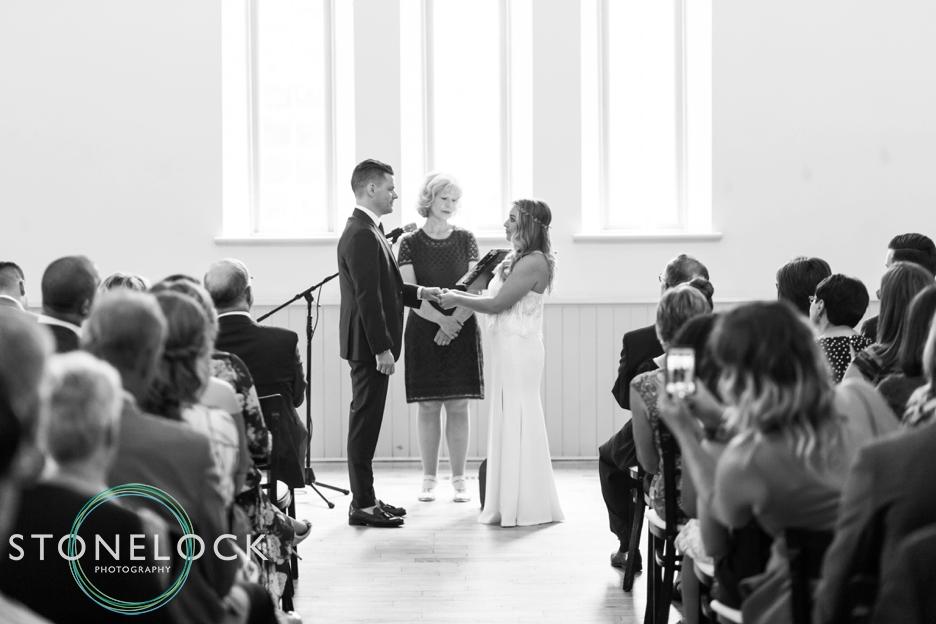 Enoch Turner School, Toronto, Canada, Wedding Photography, the ceremony