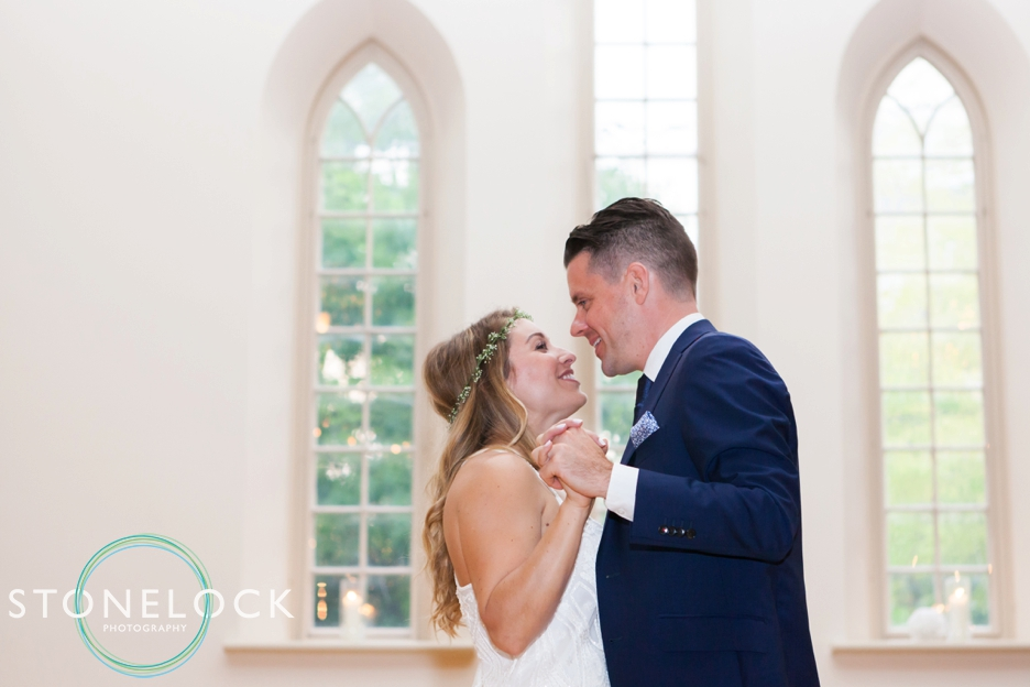 Enoch Turner School, Toronto, Canada, Wedding Photography, bride and groom first dance