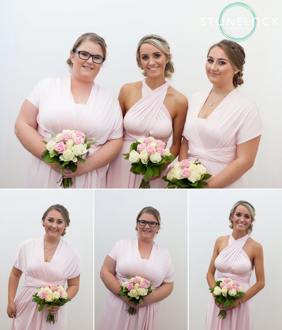 Bridesmaids at Copthorne Effingham Park Hotel Surrey