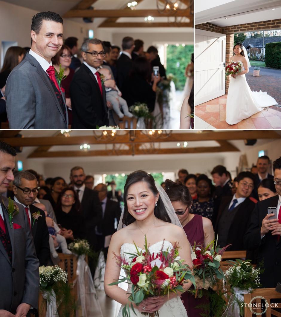 14-oaks-farm-croydon-surrey-winter-wedding-ceremony-vows