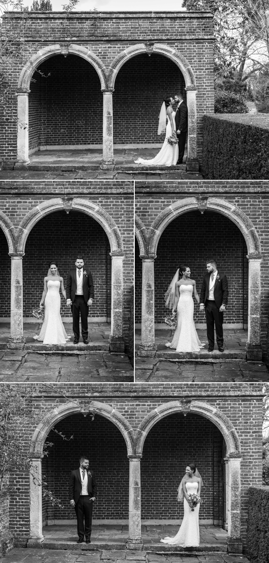 Great Fosters, Surrey, Wedding Photography