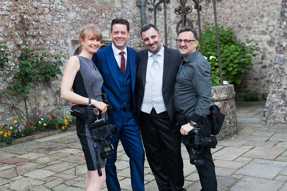 Top tips on choosing a wedding photographer