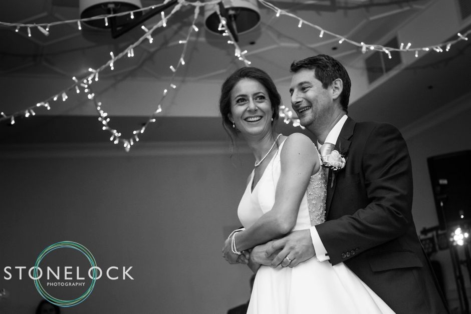 Wotton House wedding photography, the evening reception