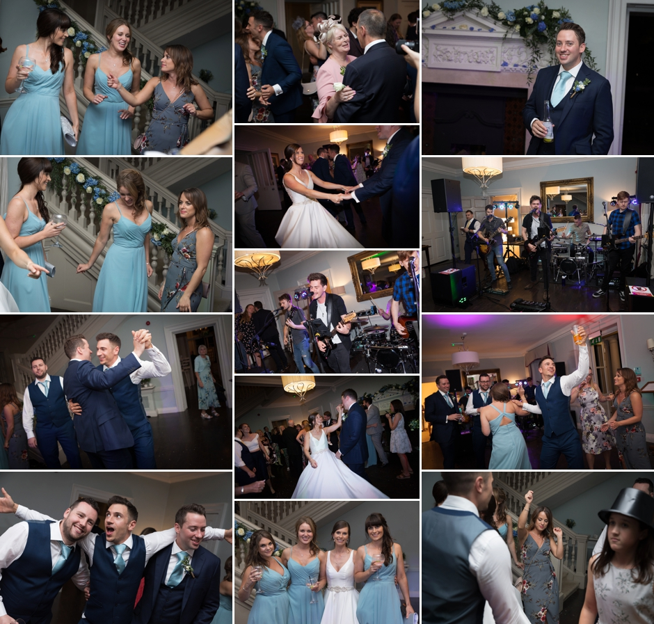 Dancing at Morden Hall Weddings